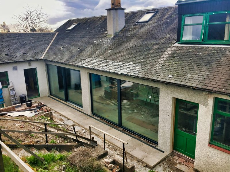 renovation linlithgow after 1
